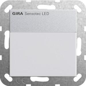 Bewegungsmelder Sensotec LED ohne Fernbedienung für System 55 reinweiß