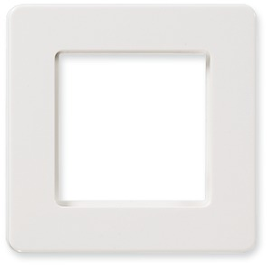"FutureCom™ Abdeckrahmen, ""UNIfläche"", 80 x 80 mm"