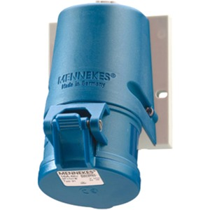 CEE-Wandsteckdose TwinCONTACT 32A 3p 230V 6h IP44