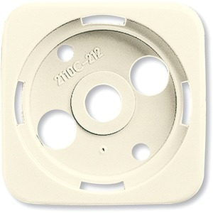 Abdeckung für Drehdimmer Komplettgerät weiß