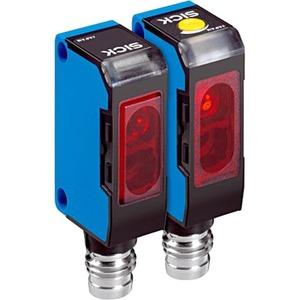 Einweg Lichtschranke Rotlicht PNP Open collector Sn bis 4,4 m