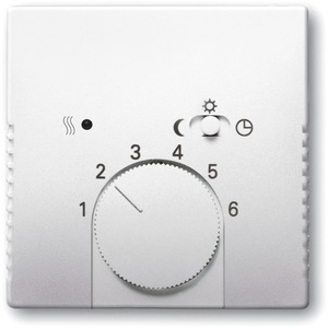 Zentralscheibe für Temperaturregler 1095 U 1096 U 1095 UF Edelstahl