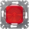 Merten Lichtsignal E 10-Einsatz Haube rot