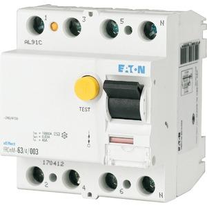 Fehlerstromschutzschalter 100A 4-polig 300mA Typ S