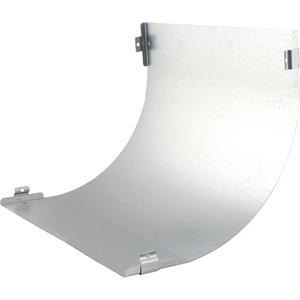 Deckel für Fallstück 90° P31 sendzimirverzinkt 100 mm