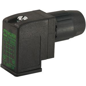 MOSA VentilSteckerBF CI 9,4 mm selbstanschließbar Schneidklemmen
