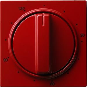 Abdeckung Zeitschalter 120 Min. für S-Color rot