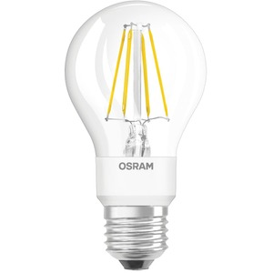 LED Lampe PARATHOM CL A 40 4,5W 827 E27 470lm klar GLOWdim