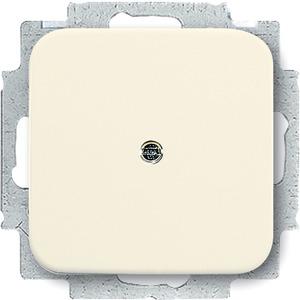 Abdeckungen Datenkommunikation Blindzentralscheibe m Tragring 2538-212