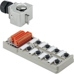 Sensor/Aktor-Passiv-Verteiler SAI-Passiv M12 Haubenversion