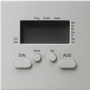 Zeitschaltuhr für S-Color grau