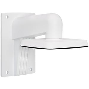 Wandhalterung für Überwachungskameras aus Aluminium weiß
