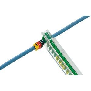 CAB 3 Kabelkennzeichnung Montagemagazin 0,5 - 1,5 mm²