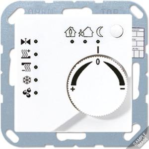 Stetigregler integrierter Busankoppler integrierte Tasterschnittstelle