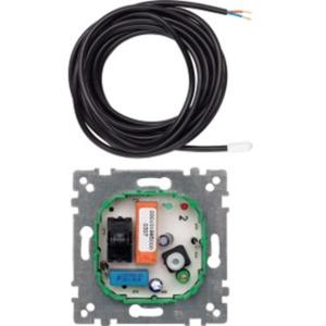 Fußbodentemperaturregler-Einsatz mit Schalter AC 230 V 10(4) A