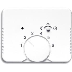 Zentralscheibe für Temperaturregler 1095 U 1096 U und 1095 UF weiß