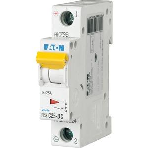Eaton Leitungsschutzschalter 25A 1-polig C-Char DC