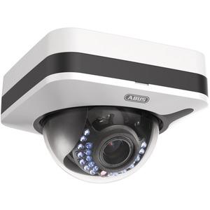 Kamera IP Dome 8 MPx 4K 2.8-12 mm Motorzoom Objektiv weiß