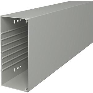 OBO Leitungsführungskanal mit Bodenlochung 100x230 mm cremeweiß